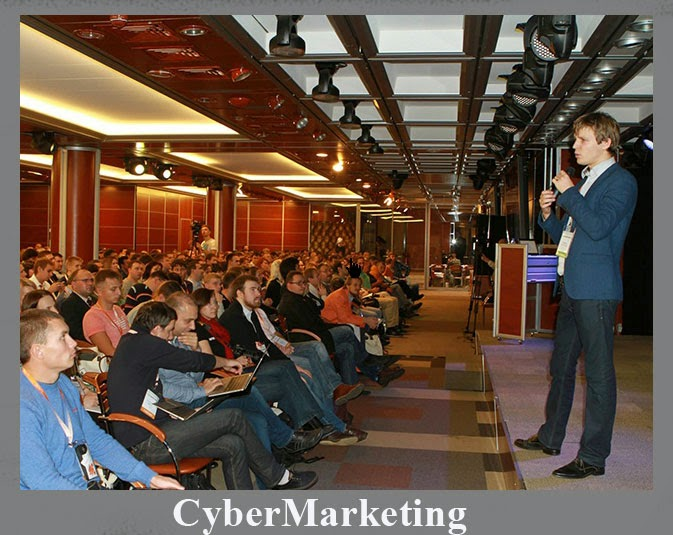 Конференция CyberMarketing