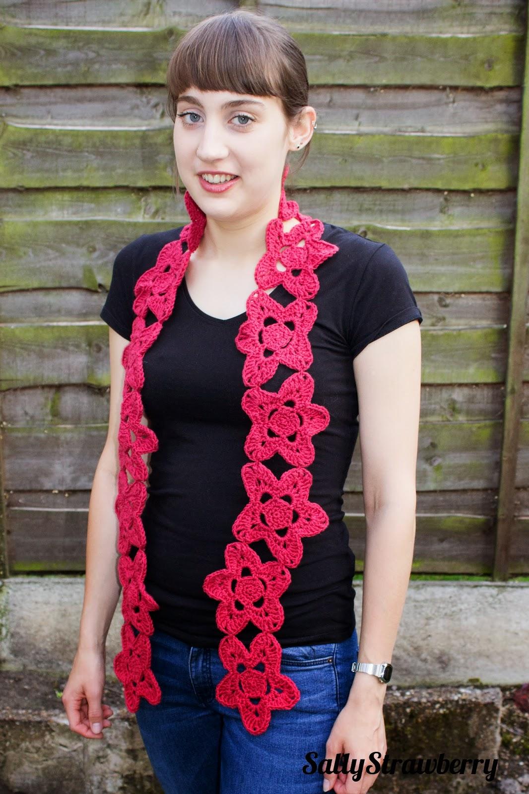 Jenny scarf by SallyStrawberry