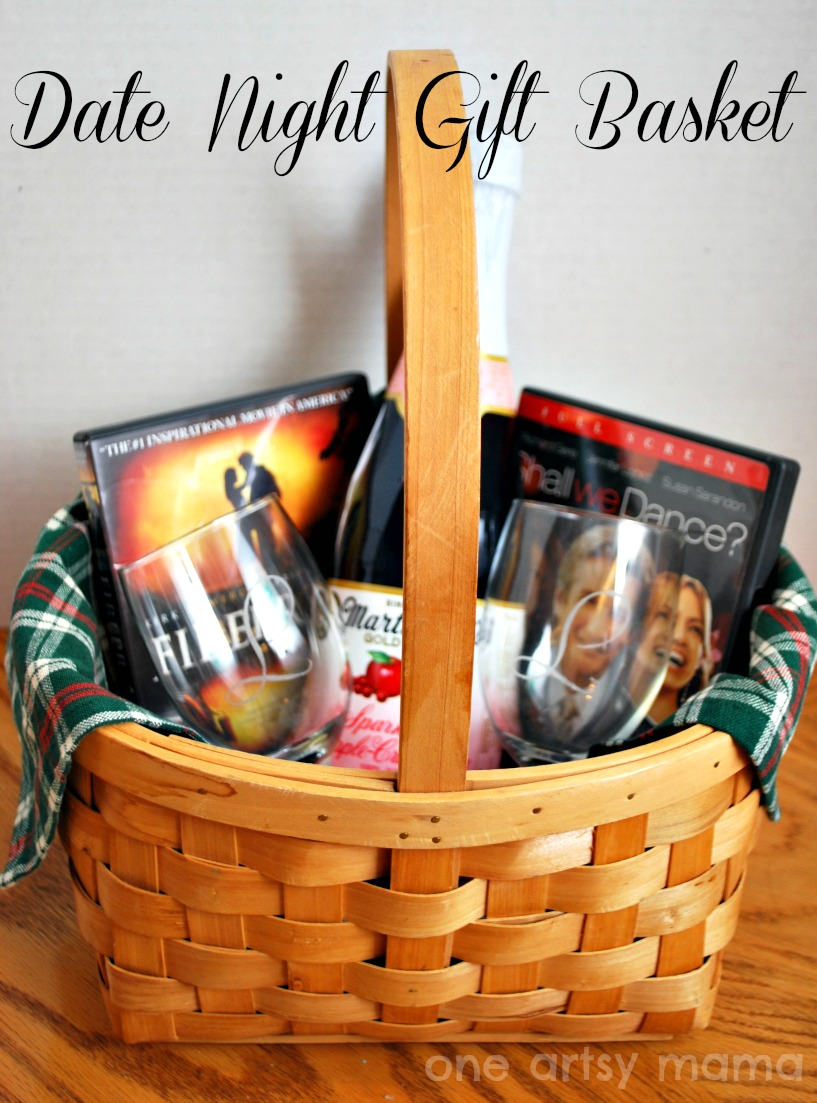 Christmas Gift Basket Ideas For Couples