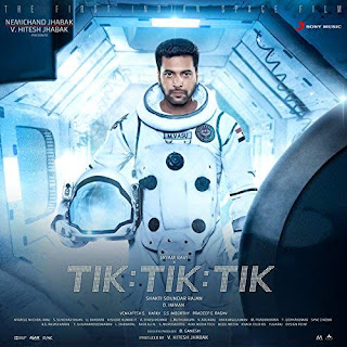 Tik Tik Tik (2018) Hindi Dual Audio UnCut HDRip | 720p | 480p