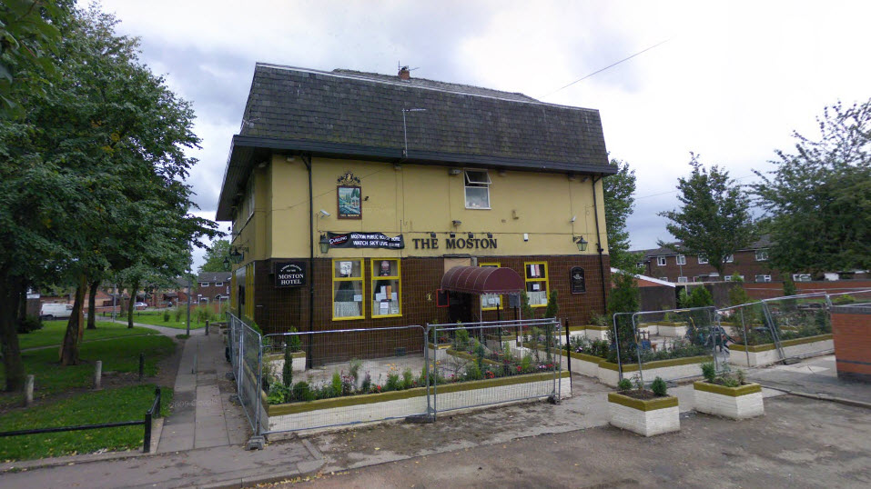 Pubs Of Manchester Moston Hillier Street North