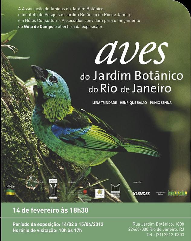 fotos jardim botanico do rio de janeiro: do Guia de Campo – Aves do Jardim Botânico do Rio de Janeiro