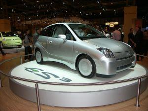 Foto Mobil Konsep Toyota ES3 06