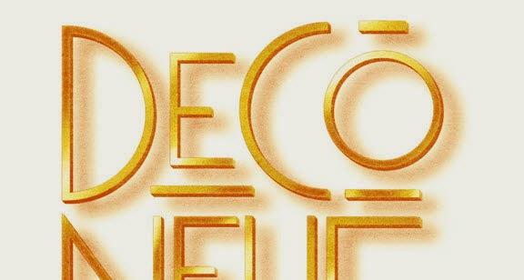 Deco Neu free font