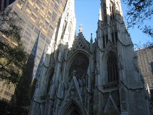 Nueva York Iglesia St. Patrick