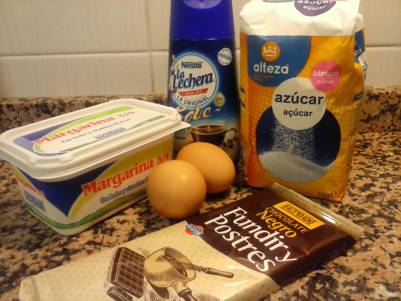 ingredientes nocilla casera
