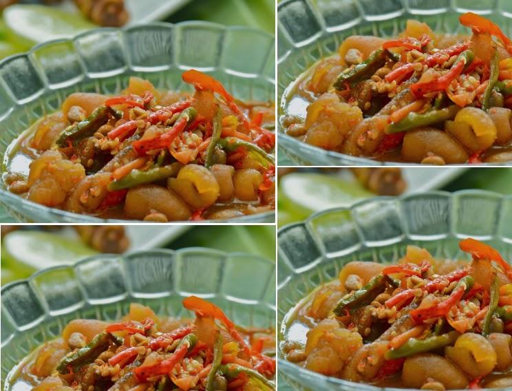 resep tumis sambal kikil sapi super pedas   county food