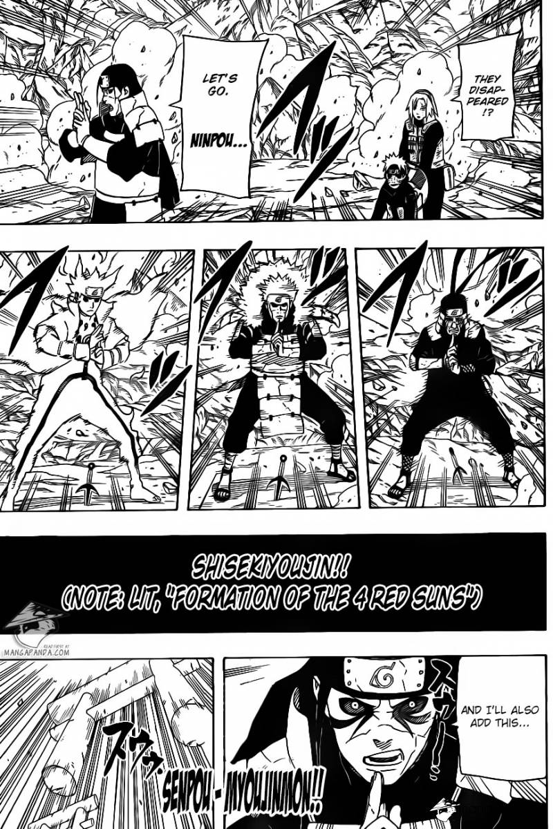 10, Naruto chapter 631   NarutoSub