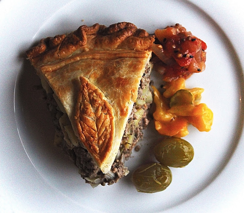 Tourtière - Canadian Meat Pie