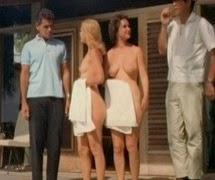 Grandilocks and the three bares 3 (1963) Nudist Movie