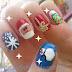 ☆★Yeni Yıl Süslemesi / Christmas Nail Art ☆★