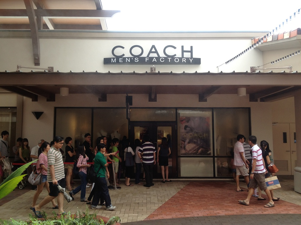 coach premium outlet tb0k  Not exactly a very family-friendly place because we are interested in  factory-outlet stores for children; and with no air-conditioning when  moving between
