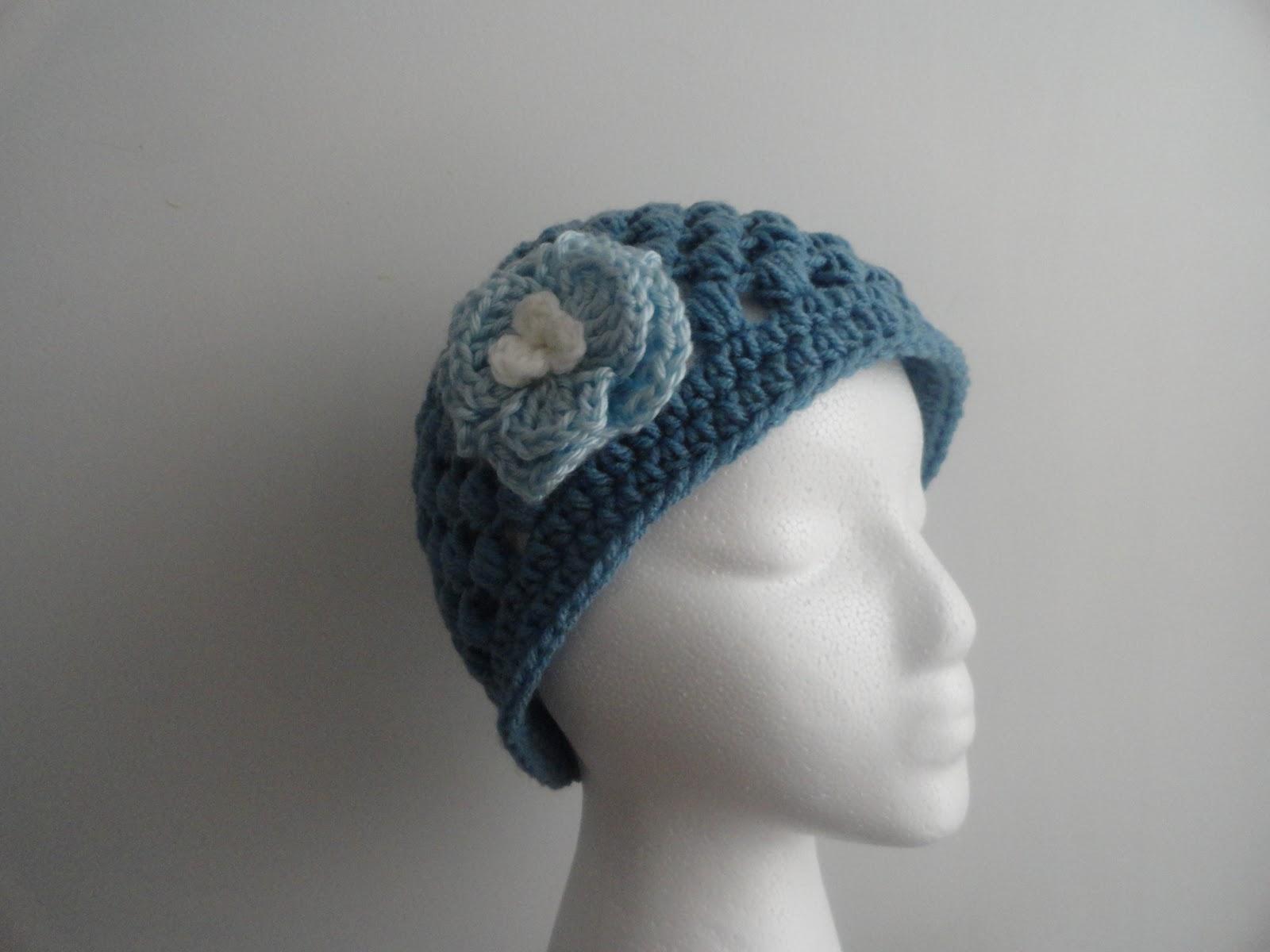 Crocheting Crazy : Crochet Crazy Mama: Puff Stitch Hat