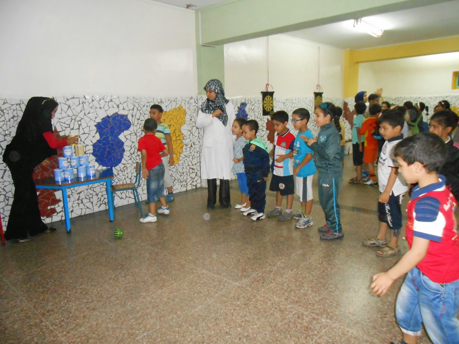 La maternelle, activits pour enfants Educatout