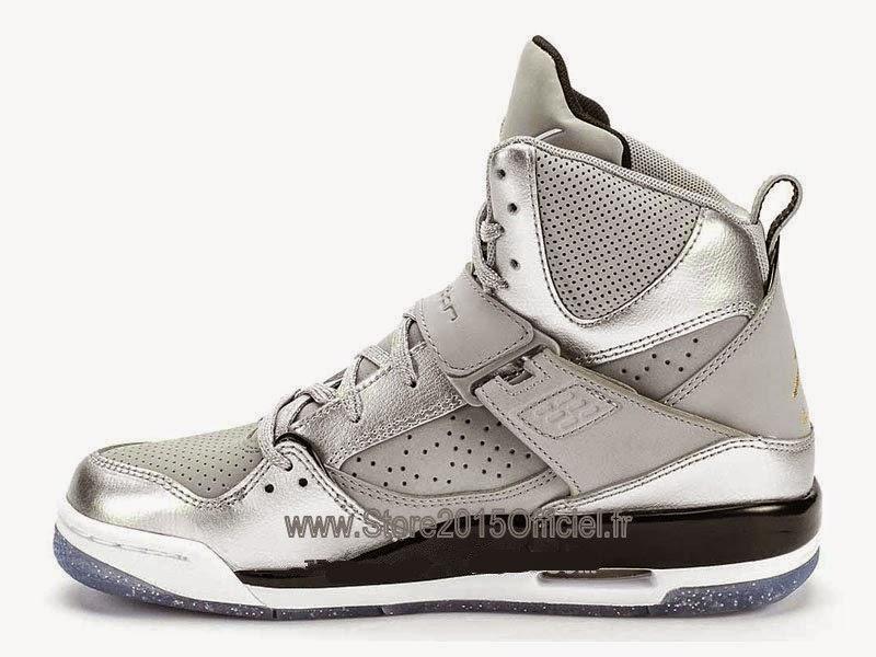 pick up b3d46 e1a04 ... jordan flight 45 high gs chaussures baskets nike