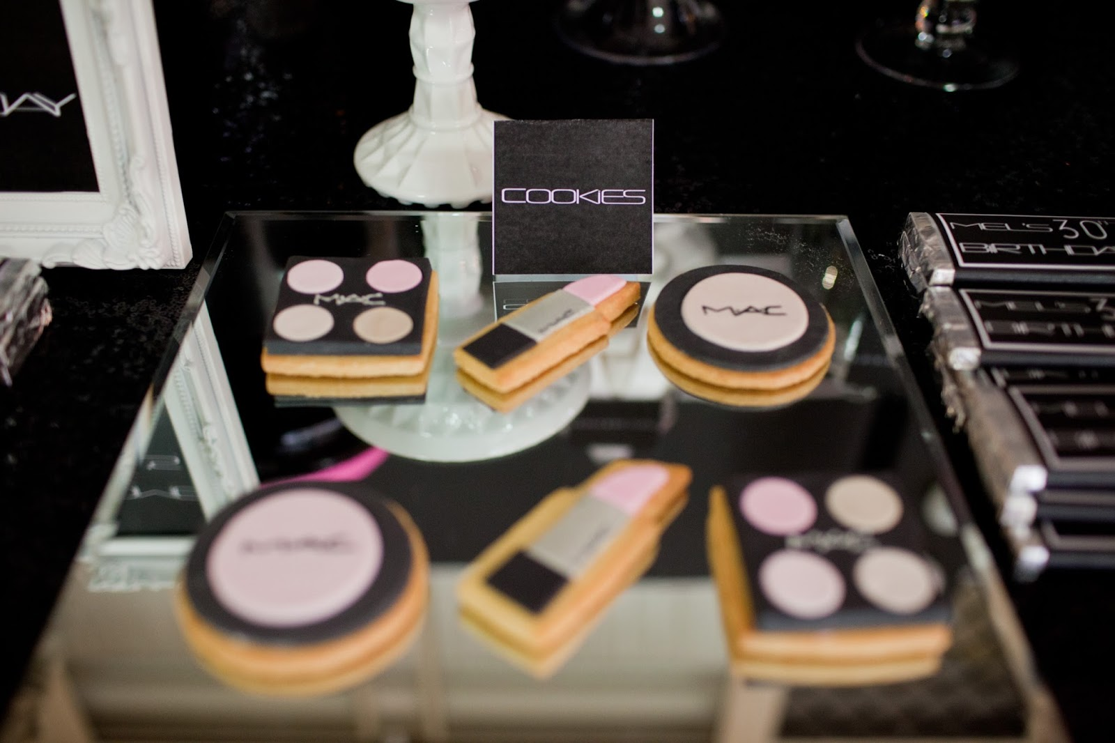 Little Big Company | The Blog MAC Inspired Makeup Party By Perfectly Sweet Lollie Buffet
