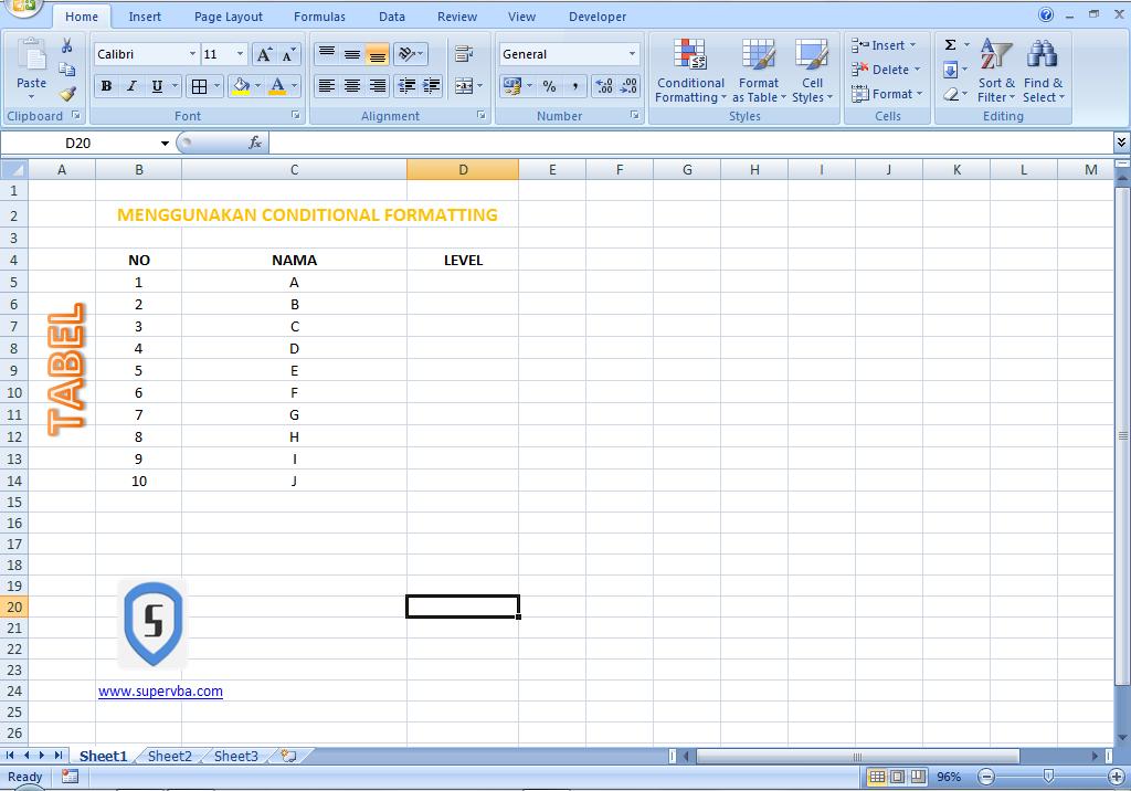 Apa Yang Dimaksud Dengan Range Dalam Excel