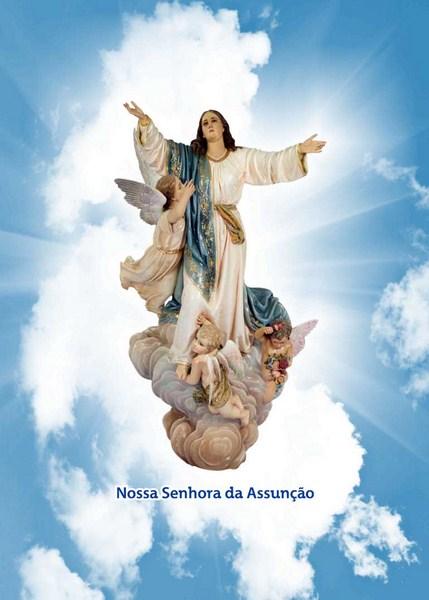 Resultado de imagem para Nossa Senhora da Assunção