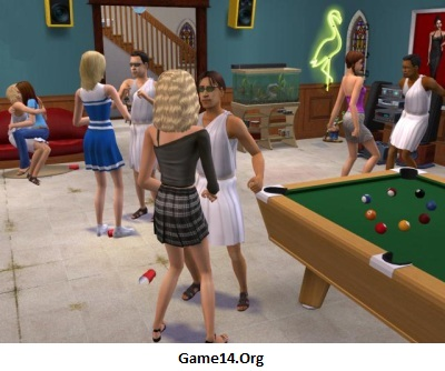 game the sim 2
