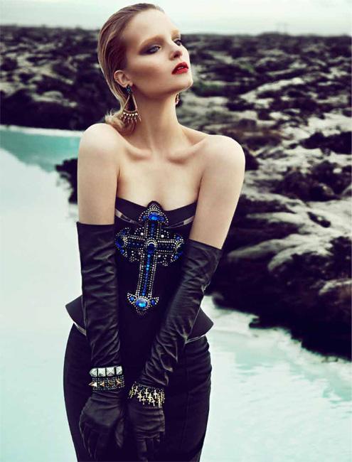 Super Model Charlotte Tomaszewska