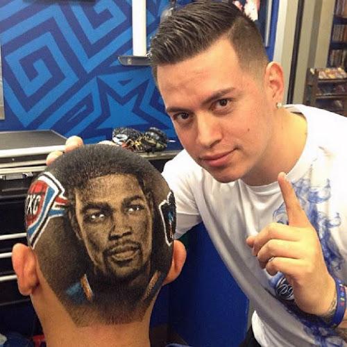 Rob Ferrel - o barbeiro artista