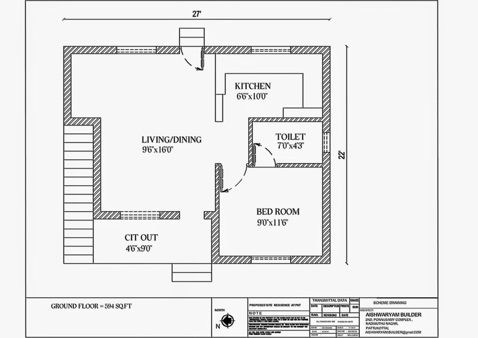 Budget  home plan