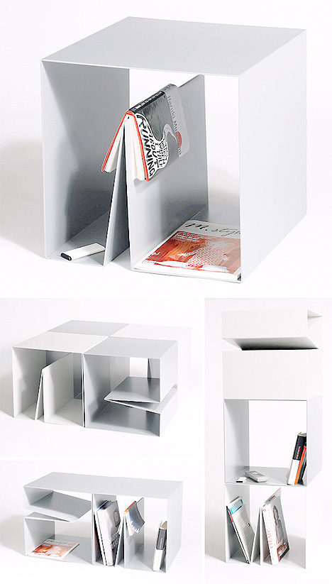 Modern and Creative Side Table Designs (15) 4