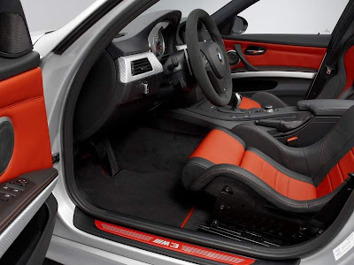 2012 BMW M3 CRT Interior