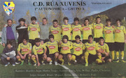 C.D. RA XUVENIL 2011/2012