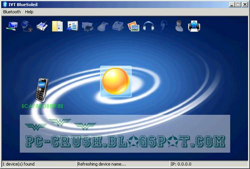 IVT Bluetooth BlueSoleil 6.4.24