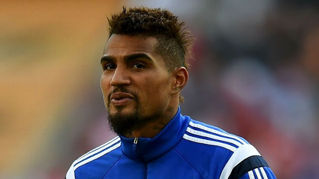 Kevin-Prince Boateng hails 'perfect' AC Milan return
