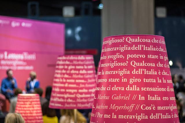 #GiuntialSalto Torino Salone Internazionale del Libro