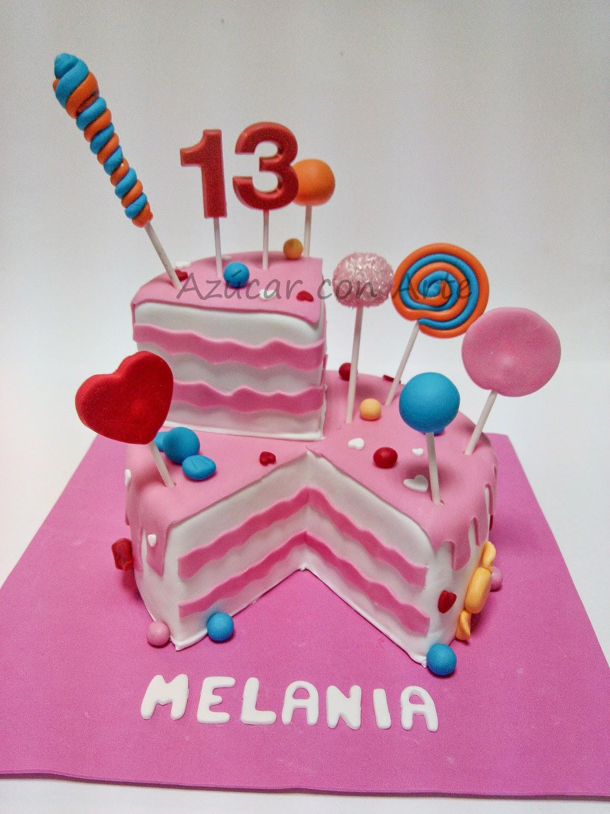 candy-cake, tarta-chuches, sin-gluten, gluten-free-cake| azucar-con-arte