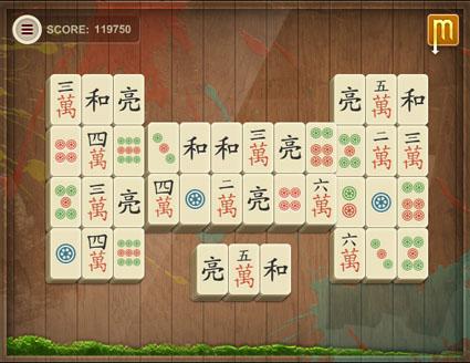 Mahjong Ember
