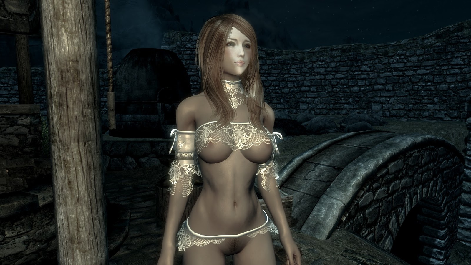 Skyrim naked girls hentai movies