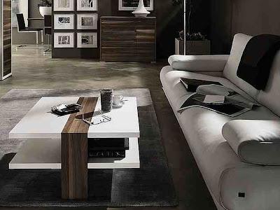 sofá mesa centro