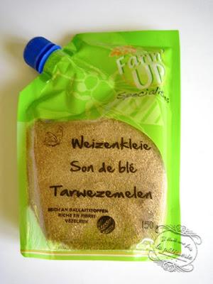 Paquet de son de blé