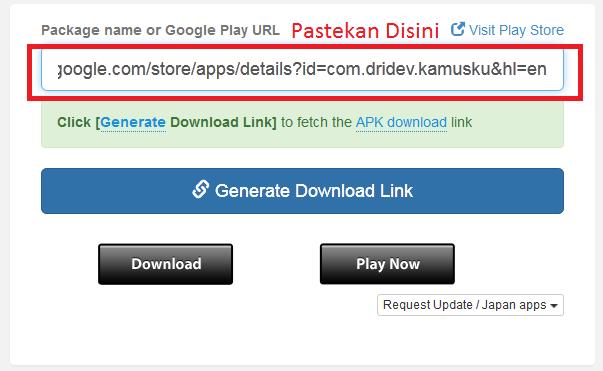 Cara Download Aplikasi Android di Google Play Via PC