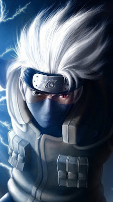 Hatake Kakashi Art Naruto Wallpaper