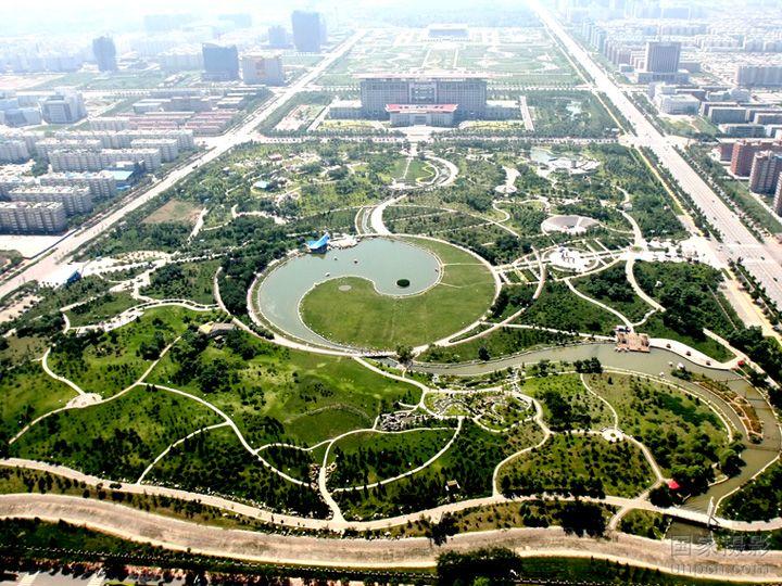 The Blog of Annie Pecheva: The Yi Garden in Anyang city 安阳易园