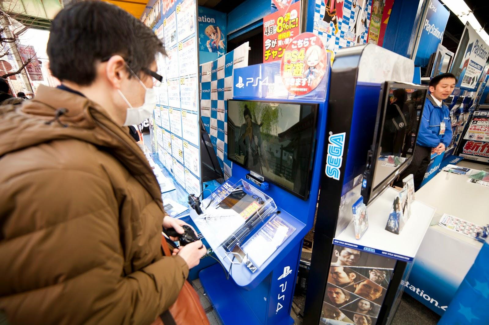 Cola para comprar PS4 2