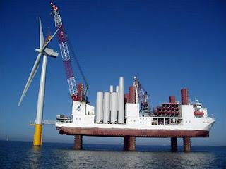 instalacion de energia eolica