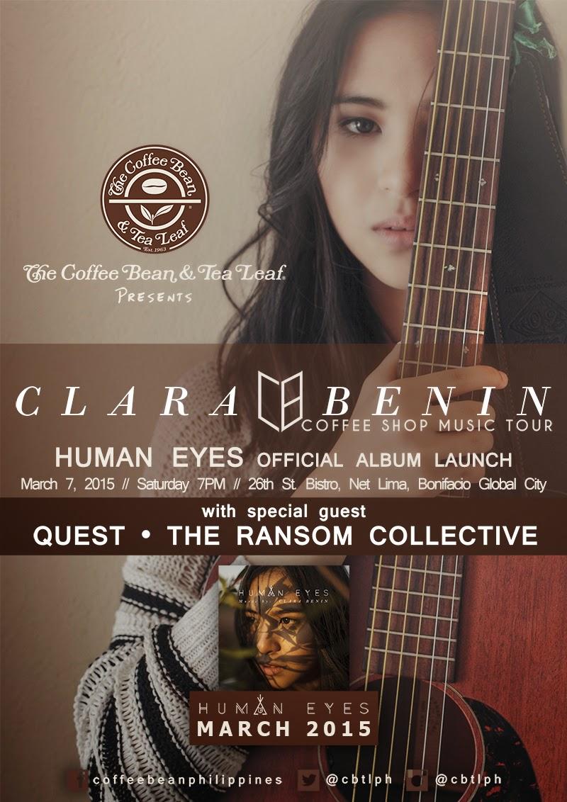 Clara Benin Human Eyes Official Album Launch