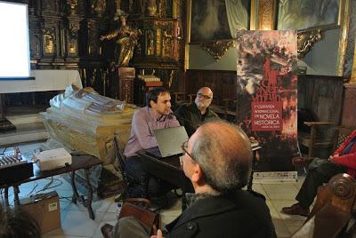 """Certamen Internacional de Novela Historica """"Ciudad de Úbeda"""""""