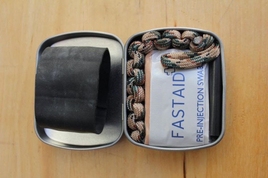 Polymath Mini Survival Tin