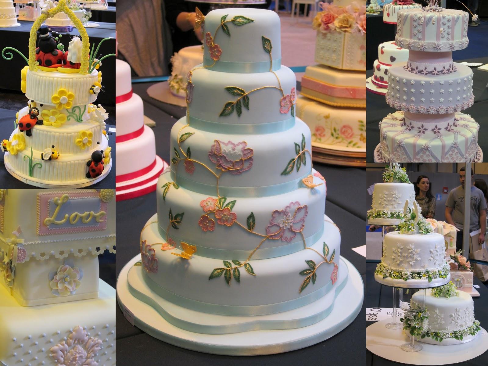 A little bit of heaven on a plate...: Cake International ...