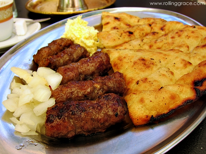 what to eat in bosnia