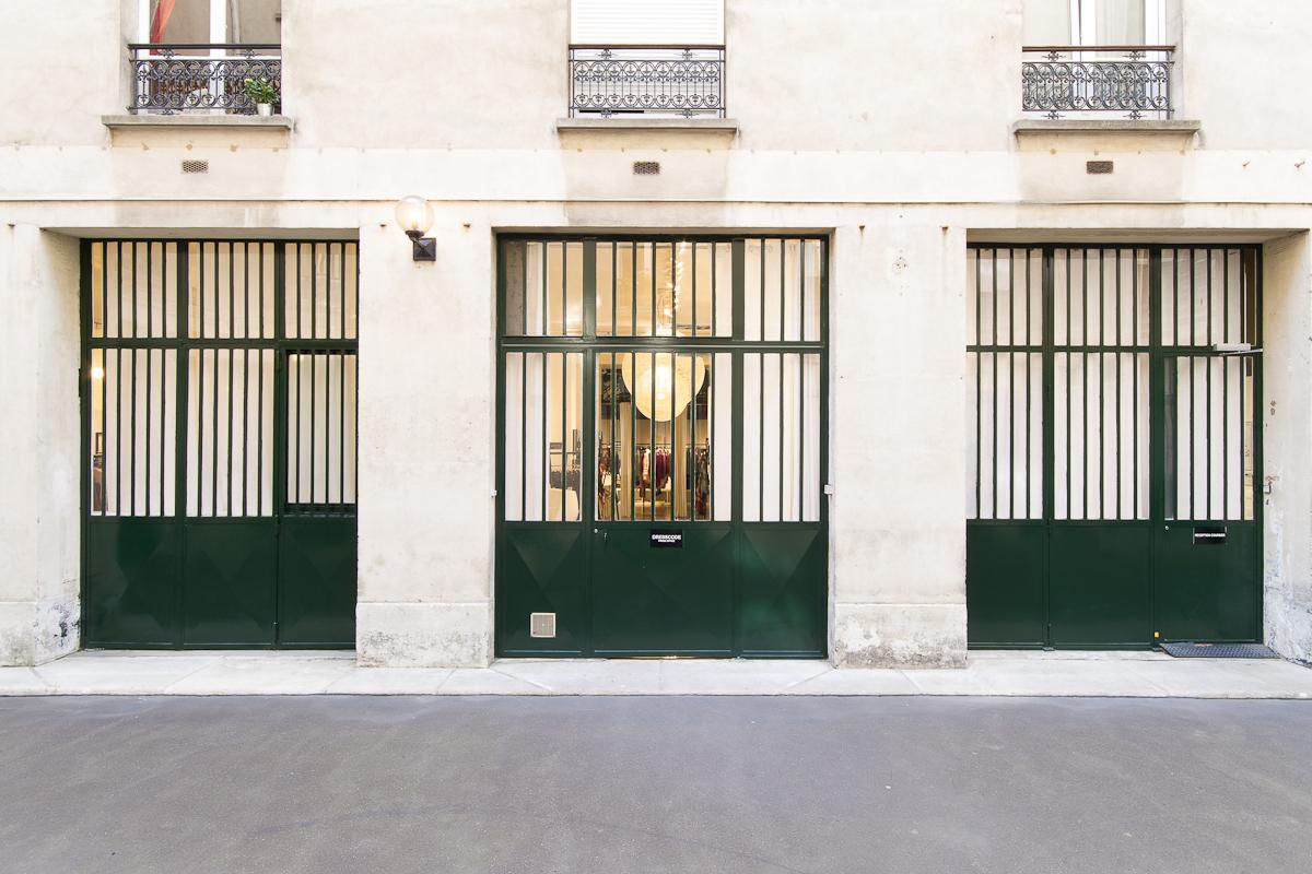 agence d 39 architecture int rieure parallel paris agence de presse dresscode nouvel espace. Black Bedroom Furniture Sets. Home Design Ideas