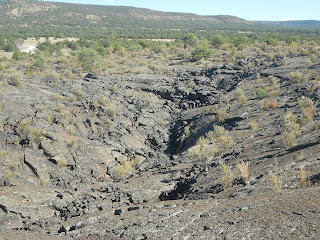 lava beds in new mexico