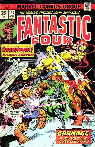 Fantastic Four #157, Doomsman